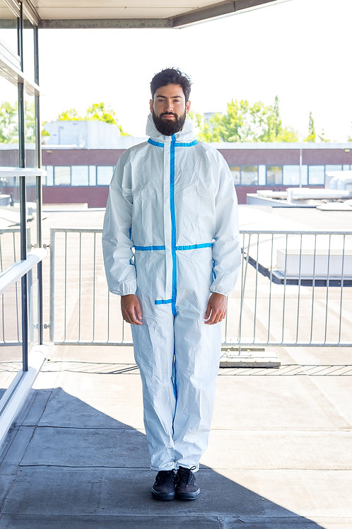 Personal Protective Coverall 1 Piece Pack