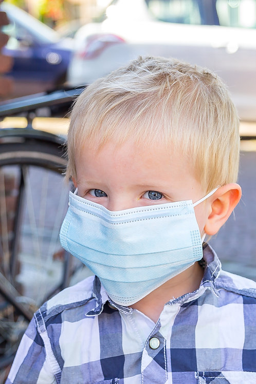 Surgical Mask for Children 50 Piece Box