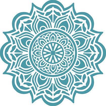 Zen Mandala Die Set - 3 dies