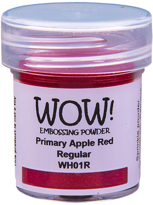 Wow! Primary Apple Red Embossing Powder