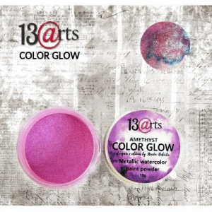 13 Arts Colour Glow - Amethyst