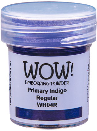 Wow! Primary Indigo Embossing Powder
