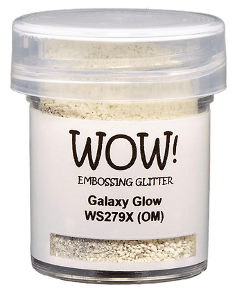 Wow! Galaxy Glow Embossing Glitter
