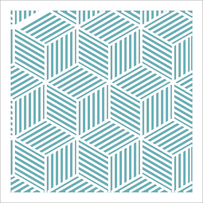 Geometric Grid Stencil