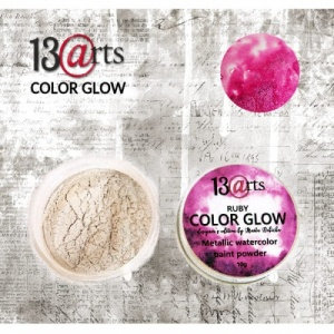 13 Arts Colour Glow - Ruby