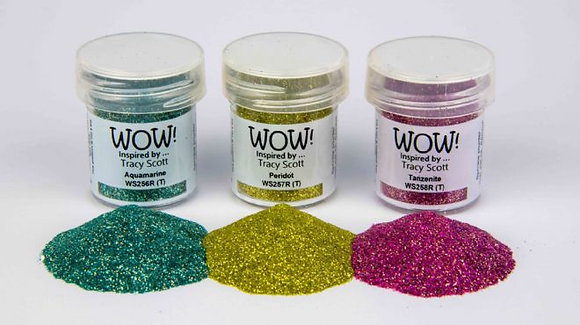 Wow! Trio Gemstone - Tracy Scott Exclusive