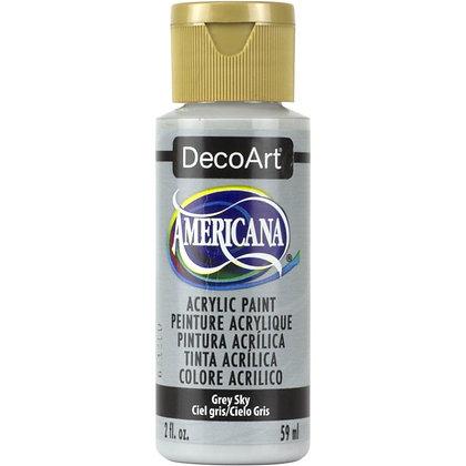 Deco Art Americana Acrylic Paint - Grey Sky