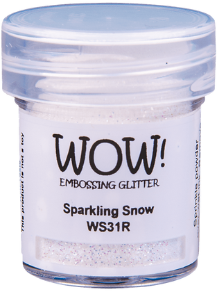 Wow! Sparkling Snow Embossing Glitter