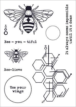 Bee Geometric