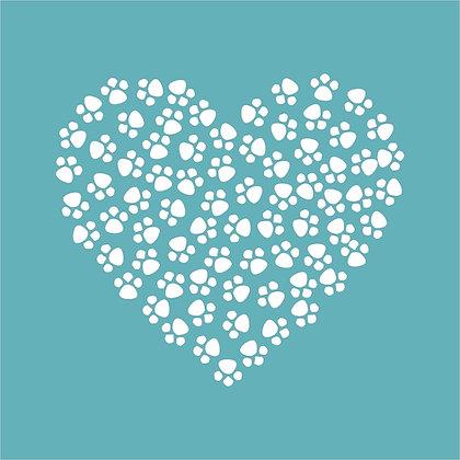 Pawsome Heart