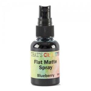 That's Crafty!  Flat Matte Spray - Blueberry