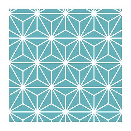 Geometric Star Stencil