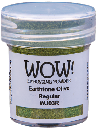 Wow! Earthtone Olive Embossing Powder