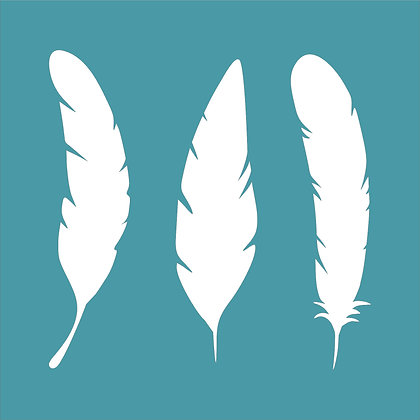 Feather Silhouettes