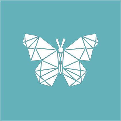 Geometric Butterfly Stencil
