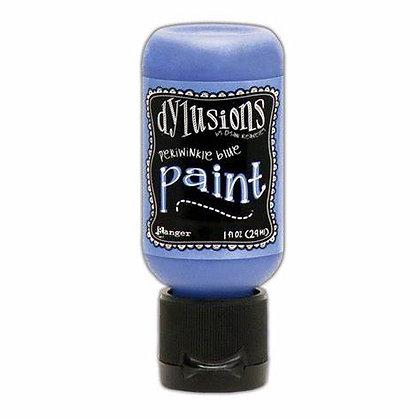 Dylusions Paint - Periwinkle Blue, 1oz