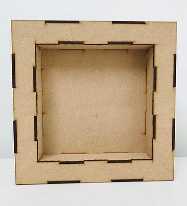 Shadow Box MDF Frame