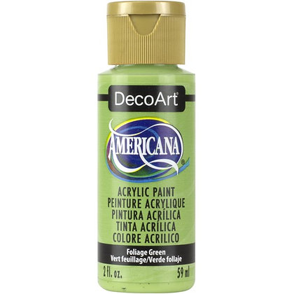 Deco Art Americana Acrylic Paint - Foliage Green