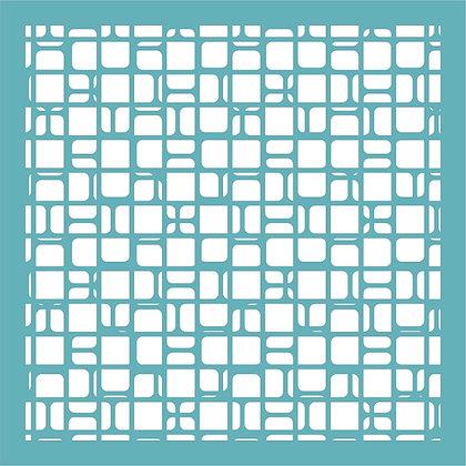Mixed Grid Stencil