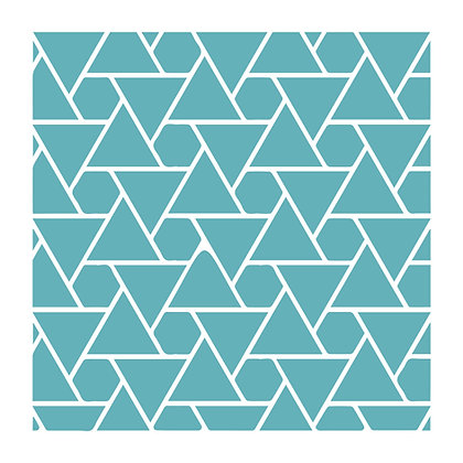 Hexagon and Triangle Pattern