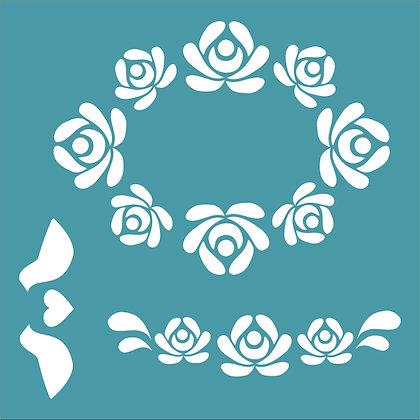 Folk Roses