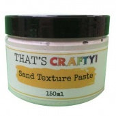 That's Crafty! Sand Texture Paste
