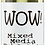 Thumbnail: Wow! Mixed Media Embossing Brush inspired by Seth Apter