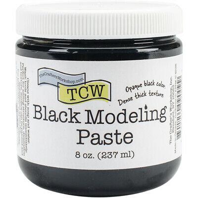 TCW Black Modeling Paste 8oz
