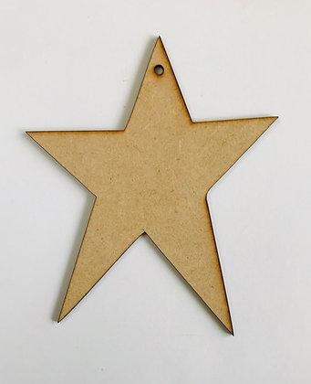 Hanging Primitive Star