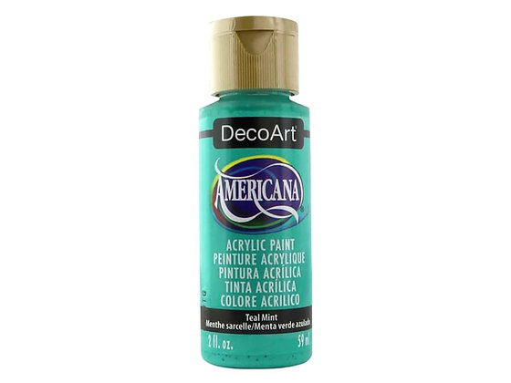Deco Art Americana Acrylic Paint - Teal Mint