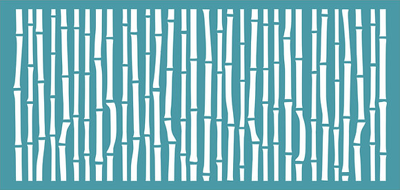 Slimline Bamboo Panel