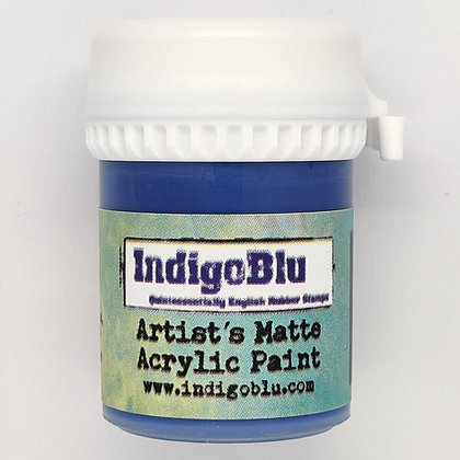 IndigoBlu Artist Matte Acrylic Paint - Park Lane, 20ml