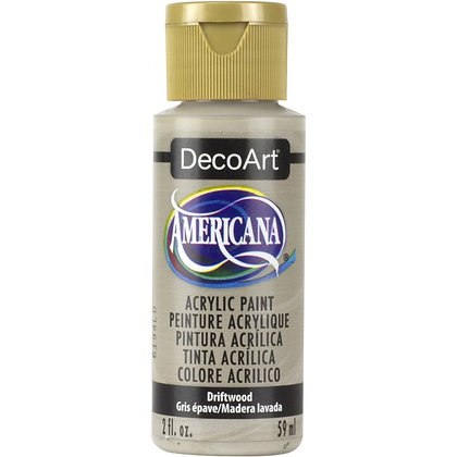 Deco Art Americana Acrylic Paint - Driftwood