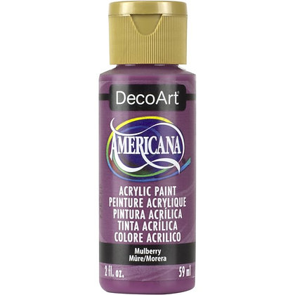 Deco Art Americana Acrylic Paint - Mulberry
