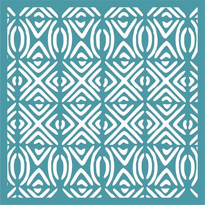 Mudcloth Pattern