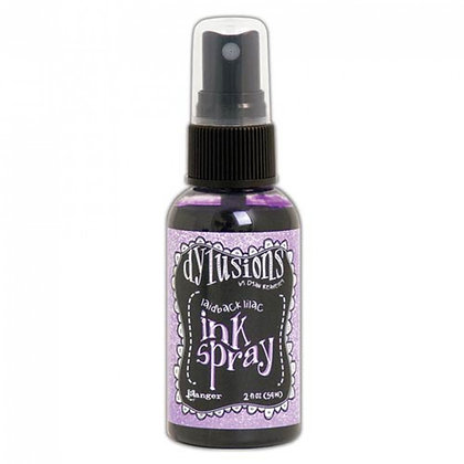 Dylusions Ink Spray - Laidback Lilac