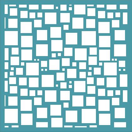 Squared Stencil