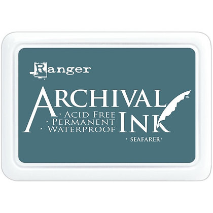 Ranger Archival Ink Pad - Seafarer