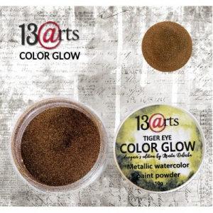 13 Arts Colour Glow - Tiger Eye