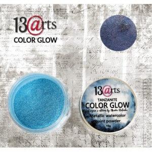 13 Arts Colour Glow - Tanzanite
