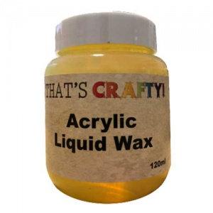 That's Crafty!Acrylic Liquid Wax