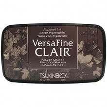 Versafine Clair Pigment Ink Pad - Fallen Leaves
