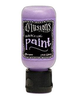 Dylusions Paint - Laidback Lilac, 1oz bottle