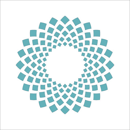 Geometric Circle Stencil