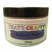 That's Crafty.  Texture Paste - 150ml