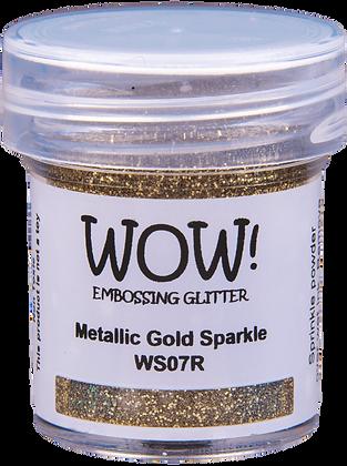 Wow! Metallic Gold Sparkle Embossing Glitter