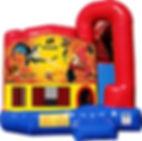 The Incredibles Backyard Combo Chris's Jumper Rentals Downey, CA