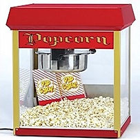 Popcorn Machine Chris's Jumper Rentals Downey, CA