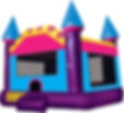 Dream Castle Bounce House  Chris's Jumper Rentals Downey, CA