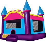 Dream Castle Bounce Houce Chris's Jumper Rentals Downey, CA
